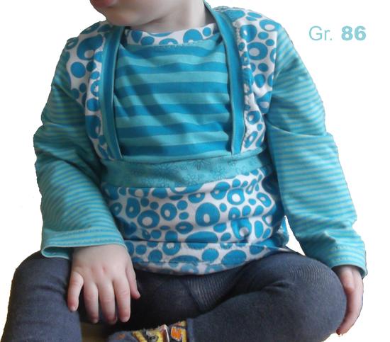 Foto zu Schnittmuster Baby-Shirt Penelope von Muhküfchen Design