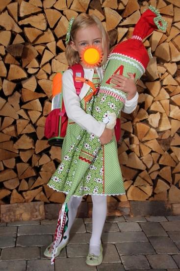 Foto zu Schnittmuster Schultüte von Lillesol & Pelle