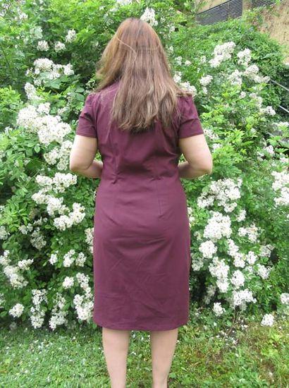 Produktfoto für Schnittmuster Bluse Claudine von SchnittmusterLounge