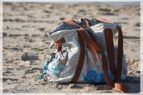Foto zu Schnittmuster Sunny - die Riesentasche von die Elberbsen