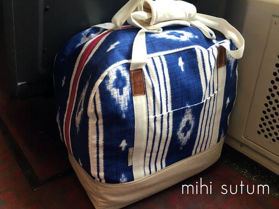 Foto zu Schnittmuster Reisetasche XXL von Farbenmix