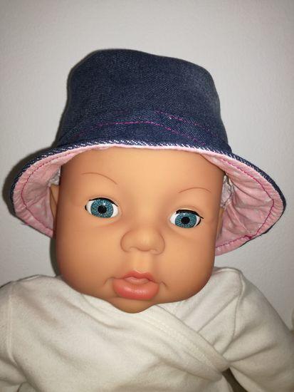 Produktfoto für Schnittmuster Egon der Anglerhut für Puppen von Bunte Nähigkeiten