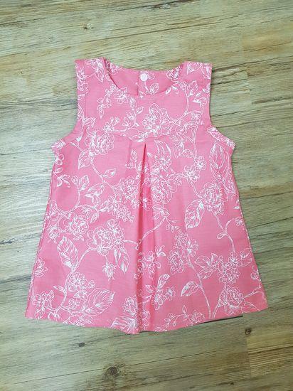Produktfoto für Schnittmuster Bluse/Kleid Areskia von olilu