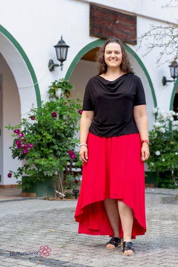 Produktfoto für Schnittmuster Damenrock Venedig von Pech & Schwefel