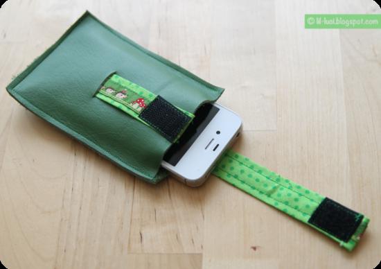 Produktfoto für Schnittmuster Handybag Easylift von Danaila