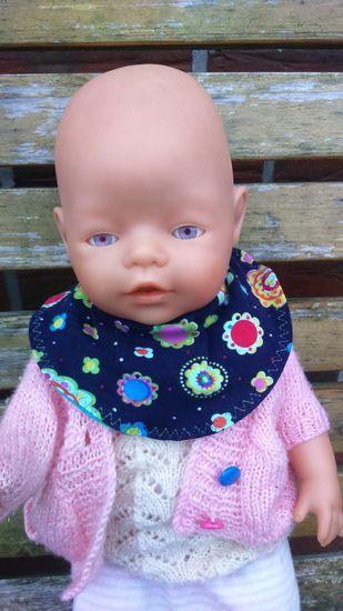Produktfoto für Schnittmuster Puppenlätzchen von Lillesol & Pelle