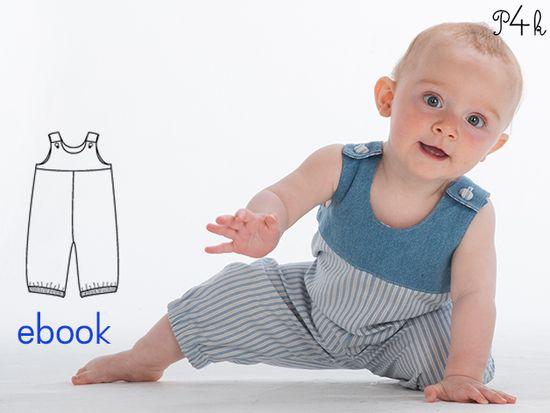 Foto zu Schnittmuster Bobby von Pattern 4 kids