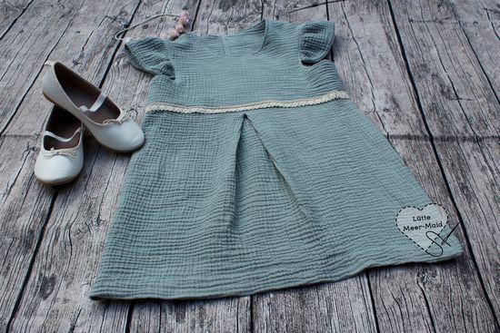 Produktfoto für Schnittmuster Kleid Alwa von Bunte Nähigkeiten