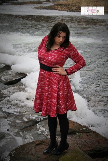 Foto zu Schnittmuster Kleid Zoé von Lillestoff