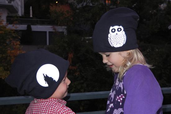 Foto zu Schnittmuster Biene - Beanie und Loop für Kinder von Hummelhonig