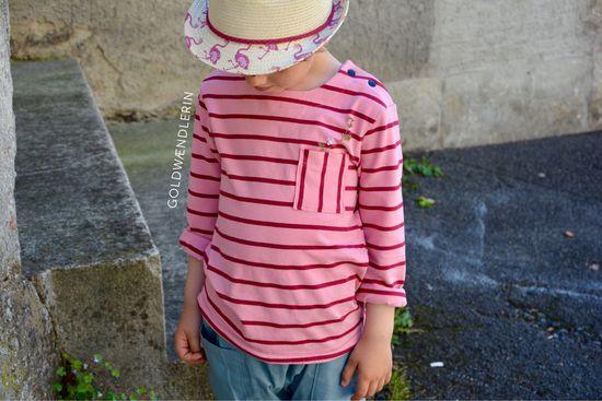 Foto zu Schnittmuster #12 Stripes and Lines von Ottobre Design