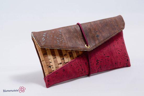 Kostenloses Schnittmuster Smartphonetasche Kuori von Hansedelli als e-book in Kategorie Taschen