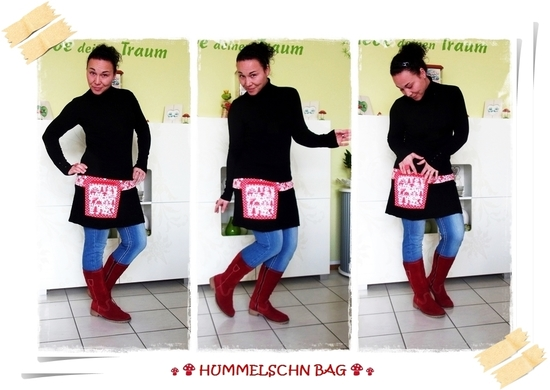 Produktfoto für Schnittmuster Hummelschn Bag von Hummelschn