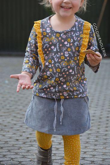 Produktfoto für Schnittmuster Sara von STUDIO SCHNITTREIF