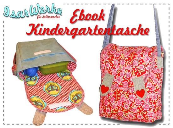 Foto zu Schnittmuster Kindergartentasche von IsarWerke