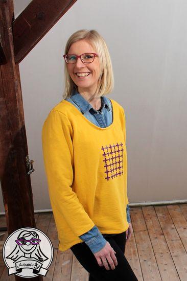Foto zu Schnittmuster my favorite sweater von schaumzucker
