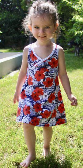 Produktfoto für Schnittmuster Ciana girly von gialLino