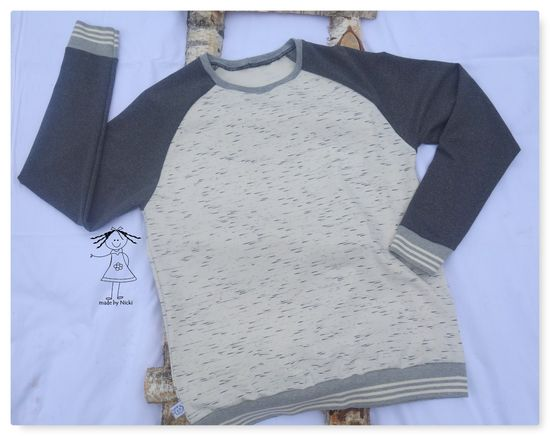 Produktfoto für Schnittmuster Pullover Billund Herren von Pech & Schwefel