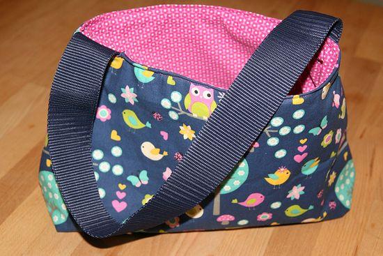 Foto zu Schnittmuster Ruck Zuck Wendetasche für Kinder von alles-selbstgenäht