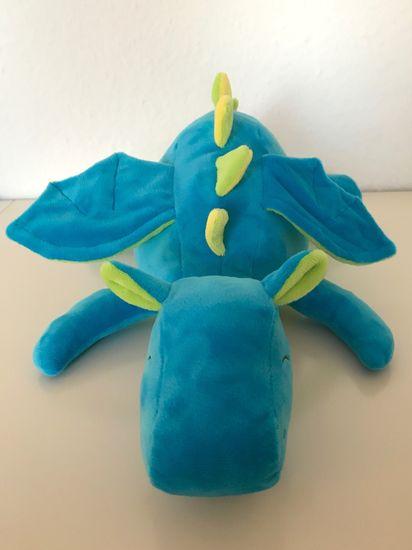 Produktfoto für Schnittmuster HippoDrache Felix von MonstaBella