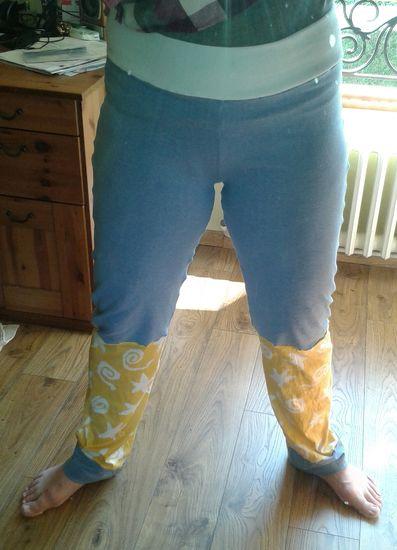 Produktfoto für Schnittmuster #40 Cozy Pants Women von Kid5