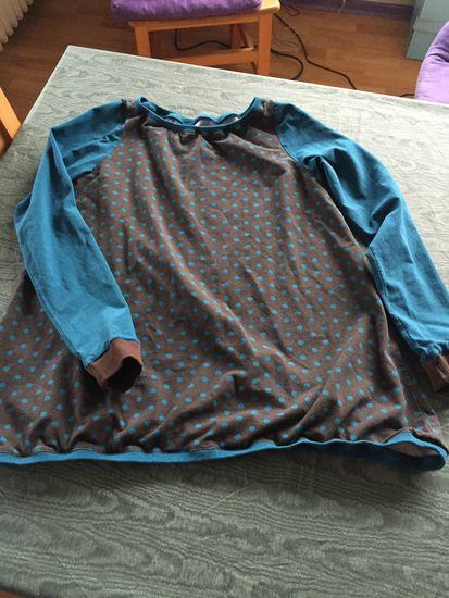 Produktfoto für Schnittmuster Shirt & Kleid relax.me von Leni Pepunkt