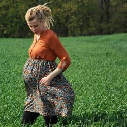 Foto zu Schnittmuster Irenes Kleid von Lotte & Ludwig