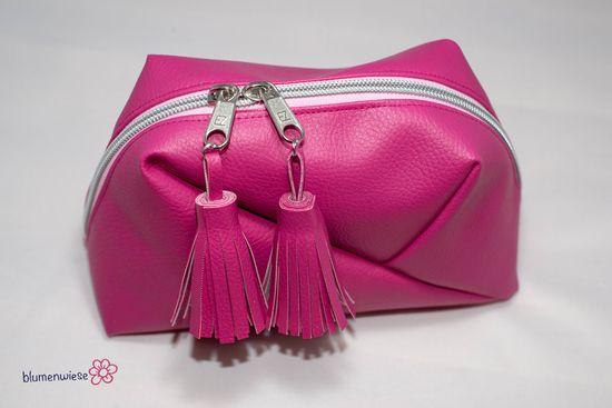 Produktfoto für Schnittmuster Kosmetiktasche Geo-Bag von pattydoo