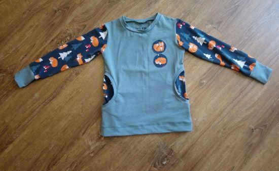 Produktfoto für Schnittmuster Shirt eaSy 2.0 von Leni Pepunkt