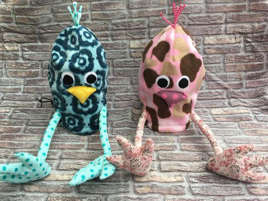 Produktfoto für Schnittmuster Drei im Ei von Frau Scheiner