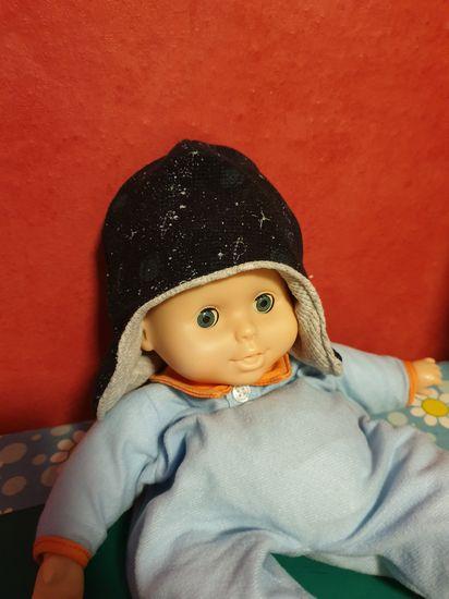 Produktfoto für Schnittmuster Mupi-Mütze für Puppen von Bunte Nähigkeiten