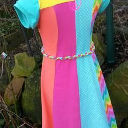 Foto zu Schnittmuster Jerseykleid Linnea von Die kleine Stoffmaus
