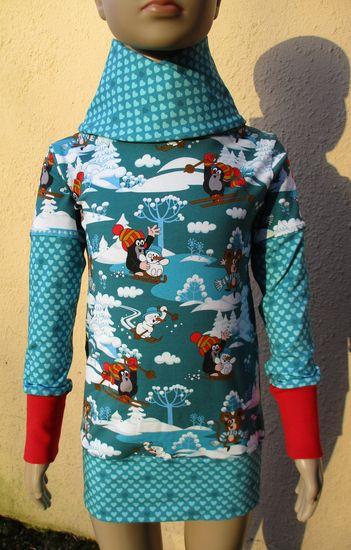 Produktfoto für Schnittmuster 4 in 1 Shirt Tomke von lolletroll