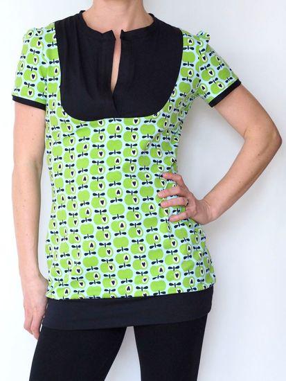 Produktfoto für Schnittmuster Kleid & Shirt Masha von kreativlabor Berlin