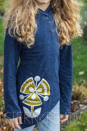 Produktfoto für Schnittmuster One Tip Shirt von MiToSa-Kreativ