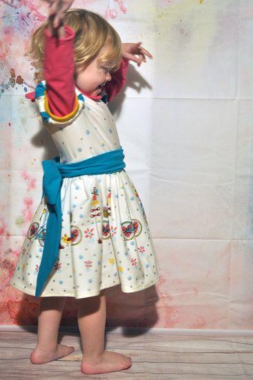 Foto für Schnittmuster Märchenkleid Maria von Bunte Nähigkeiten