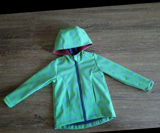 Produktfoto für Schnittmuster Lillesol basics No. 49 Softshell-Jacke von Lillesol & Pelle