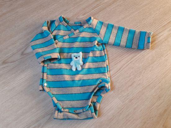 Schnittmuster #01 In the Woods von Ottobre Design als Papierschnitt für Babies in Kategorie Sonstiges (50–80)