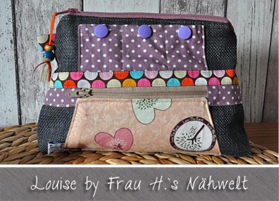 Produktfoto für Schnittmuster Louise von Frau H.