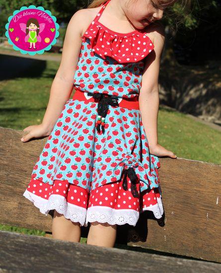 Produktfoto für Schnittmuster RockaTella von Frau Ninchen
