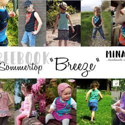 Foto zu Schnittmuster Breeze-Girls von Minamo