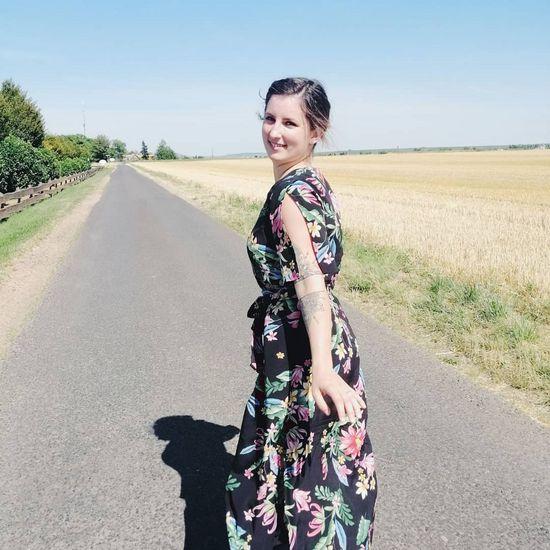 Produktfoto für Schnittmuster Kleid PETITE Massima von SchnittmusterLounge