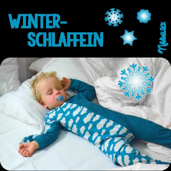 Foto zu Schnittmuster Winterschlaffein von Näähglück - by Sophie Kääriäinen