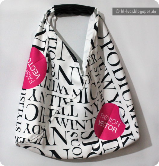 Foto zu Schnittmuster Origami-Bag von Christiane Colsman