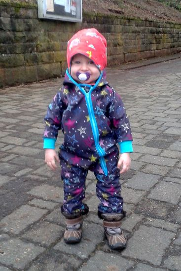 Foto zu Schnittmuster #36 Weather & Winter-Suit von Kid5