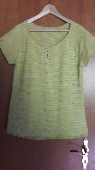 Produktfoto für Schnittmuster Raglan-Shirt Yaela von Sara & Julez