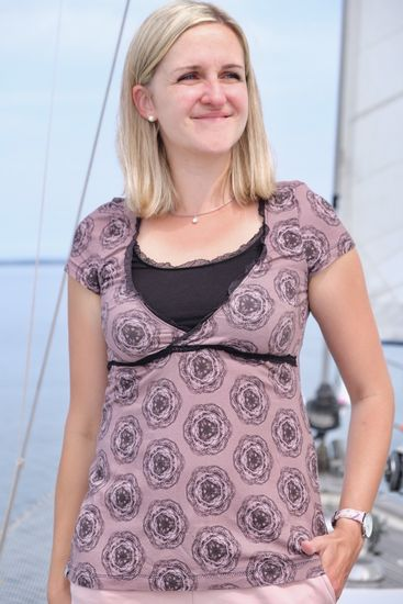 Produktfoto für Schnittmuster Mutti-Shirt von Annas Country