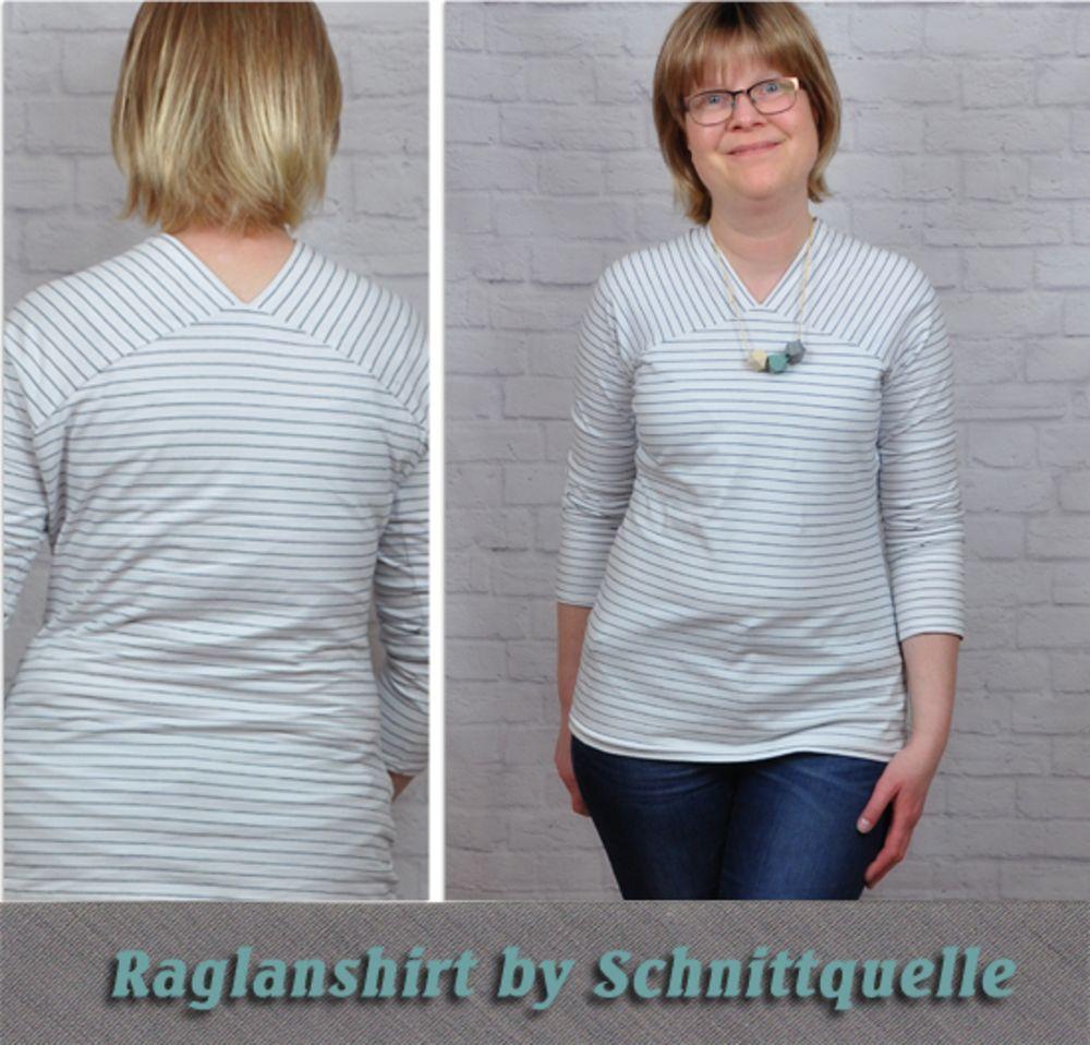 Foto zu Schnittmuster Shirt Mons von Schnittquelle