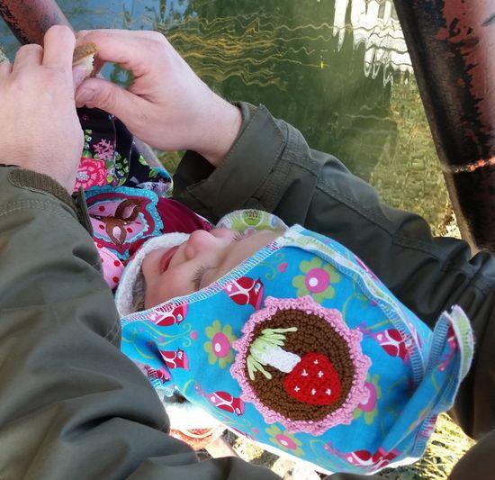 Produktfoto für Schnittmuster Mütze Greta von Gretelies