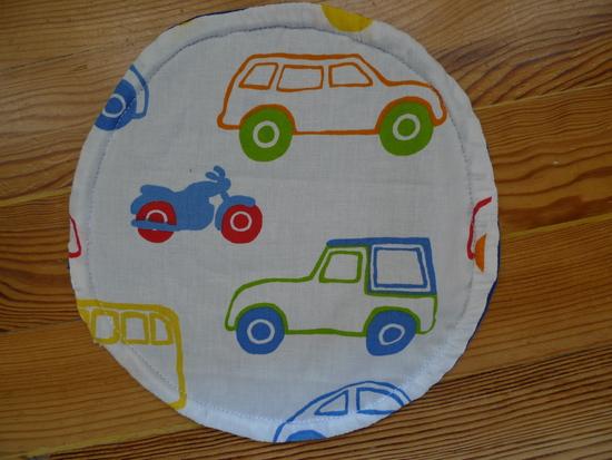 Foto zu Schnittmuster Easy Peasy Frisbee von sewbeedoo